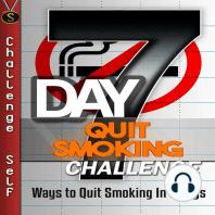 7-Day Quit Smoking Challenge