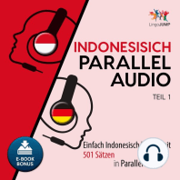 Indonesisch Parallel Audio