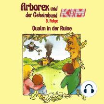 Arborex und der Geheimbund KIM, Folge 9: Qualm in der Ruine: Qualm in der Ruine