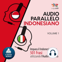 Audio Parallelo Indonesiano