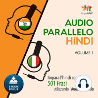 Audio Parallelo Hindi