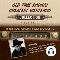 Old Time Radio's Greatest Westerns, Collection Volume 2