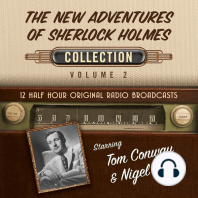 New Adventures of Sherlock Holmes, The