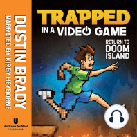 Trapped in a Video Game: Return to Doom Island: Trapped in a Video Game, Book 4