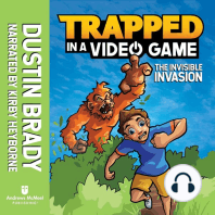 Trapped in a Video Game: The Invisible Invasion: Trapped in a Video Game, Book 2
