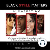 Black Still Matters in Marketing