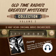 Old Time Radio's Greatest Mysteries, Collection Volume 2
