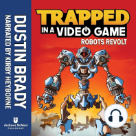 Trapped in a Video Game: Robots Revolt: Trapped in a Video Game, Book 3