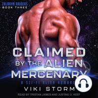 Claimed By The Alien Mercenary