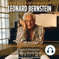 On the Road and off the Record with Leonard Bernstein