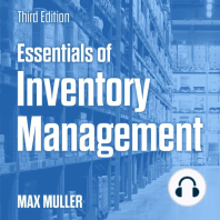 Essentials of Inventory Management: [Third Edition]