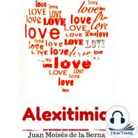 Alexitimia