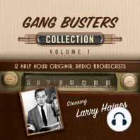 Gang Busters Collection, Vol. 1