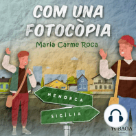 Com una fotocópia (Audiolibro en catalán)