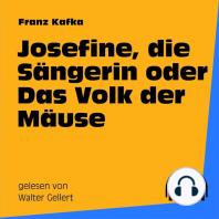 Josefine, die Sängerin oder Das Volk der Mäuse