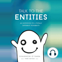 Talk to the Entities: An Invitation to a Totally Different Possibility