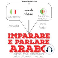 Imparare e parlare Arabo