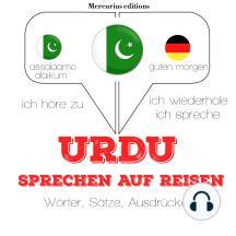 Urdu sprechen auf Reisen