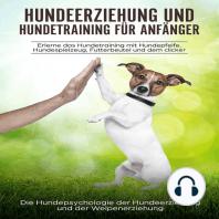 Hundeerziehung und Hundetraining für Anfänger