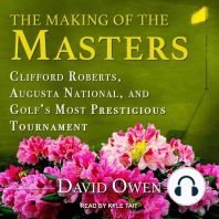 The Making of the Masters