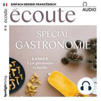 Französisch lernen Audio - Special Gastronomie