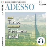 Italienisch lernen Audio - Turin