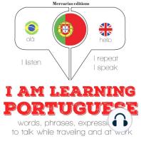 I am learning Portuguese