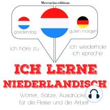 Ich lerne Niederländisch