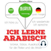 Ich lerne Arabisch