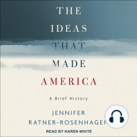 The Ideas That Made America