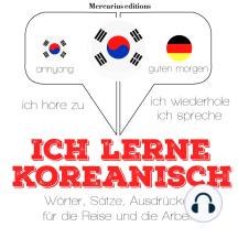 Ich lerne Koreanisch