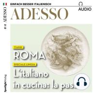 Italienisch lernen Audio - Rom