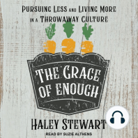 The Grace of Enough