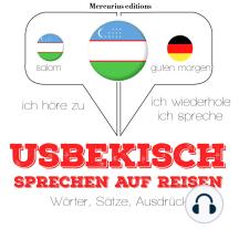 Usbekisch sprechen auf Reisen