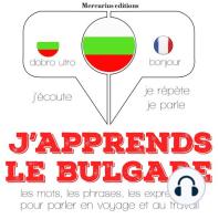 J'apprends le bulgare