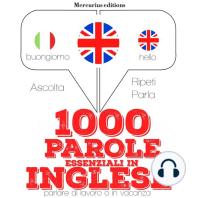 1000 parole essenziali in Inglese