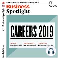 Business-Englisch lernen Audio - Karrieren 2019