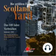 Die größten Fälle von Scotland Yard - Das 100 Jahre Verbrechen, Folge 23
