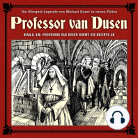 Professor van Dusen, Die neuen Fälle, Fall 16