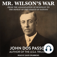 Mr. Wilson's War