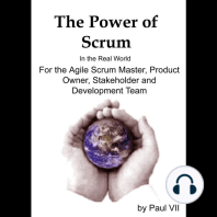 Power of Scrum, The in the Real World, for the Agile Scrum Master, Product Owner, Stakeholder and Development Team