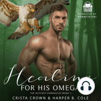 Healing For His Omega