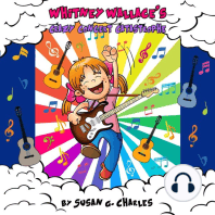Whitney Wallace's Crazy Concert Catastrophe, Book 3