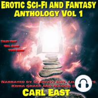 Erotic Sci-fi and Fantasy Anthology