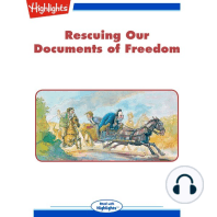 Rescuing Our Documents of Freedom