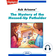 The Mystery of the Messed-Up Potholder
