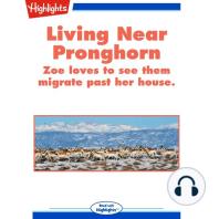 Living Near Pronghorn