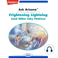 Frightening Lightning (and Other Inky Pinkies): Ask Arizona