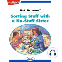 Sorting Stuff with a No-Stuff Sister