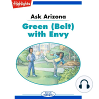 Green (Belt) with Envy: Ask Arizona